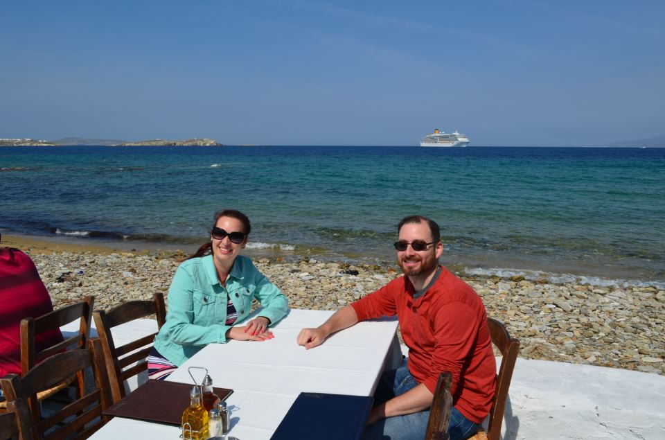 Revisiting Our Honeymoon - Mykonos, Greece