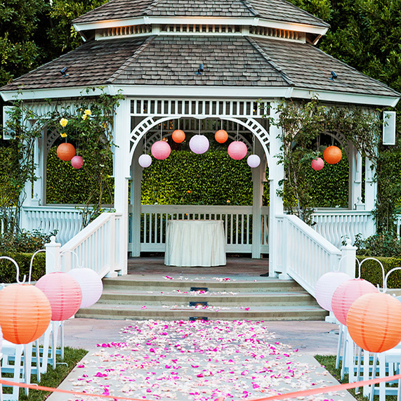 8 Ways to Decorate the Rose Court Garden Gazebo