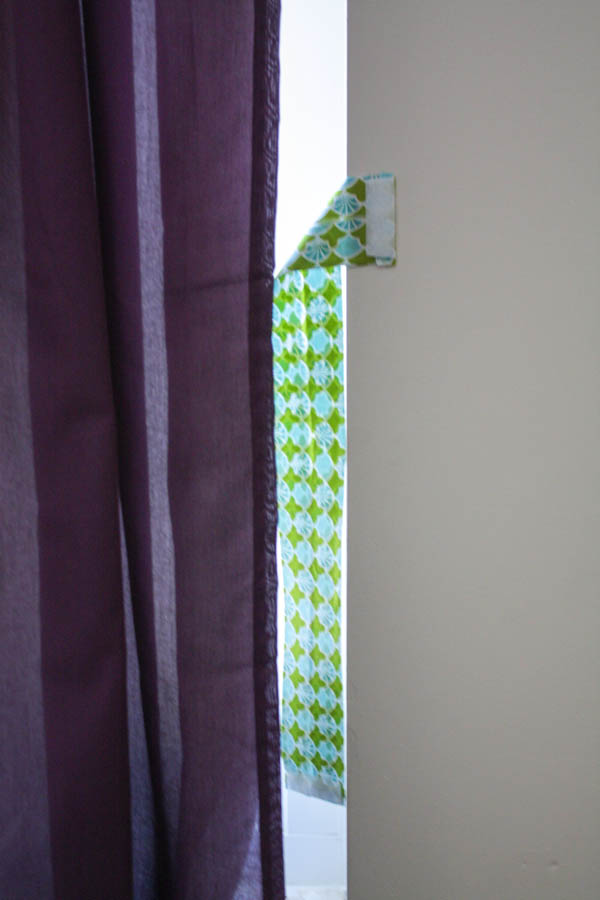 DIY Fabric Curtain Ties This Fairy Tale Life