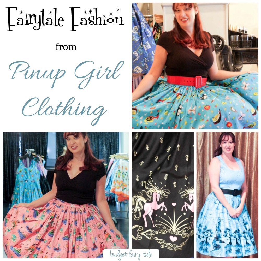 95b83513645cf Fairytale Fashion from Pinup Girl Clothing - This Fairy Tale Life