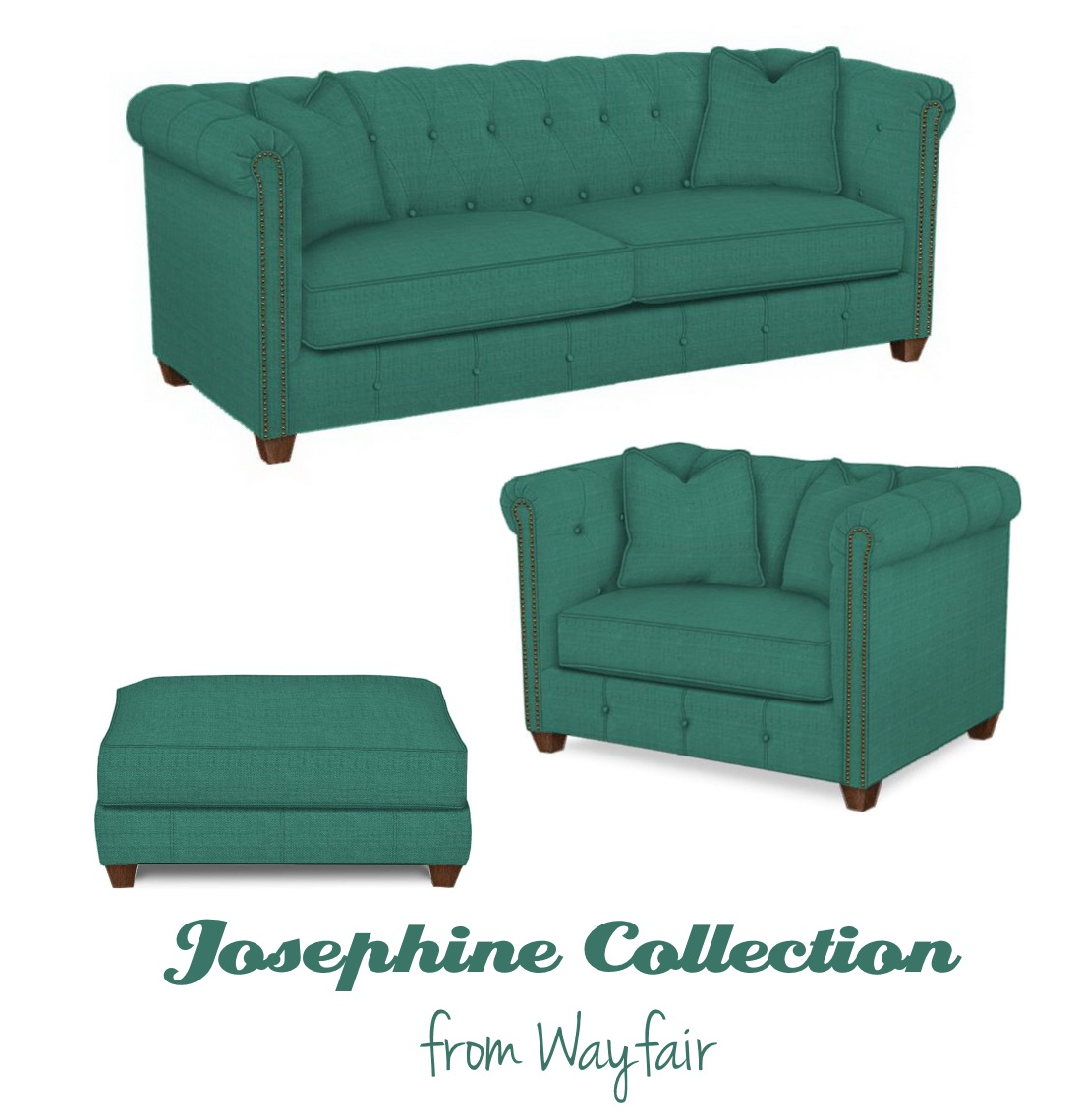 New Custom Upholstery Sofa Sets from Wayfair Let you Totally Personalize Your Furniture