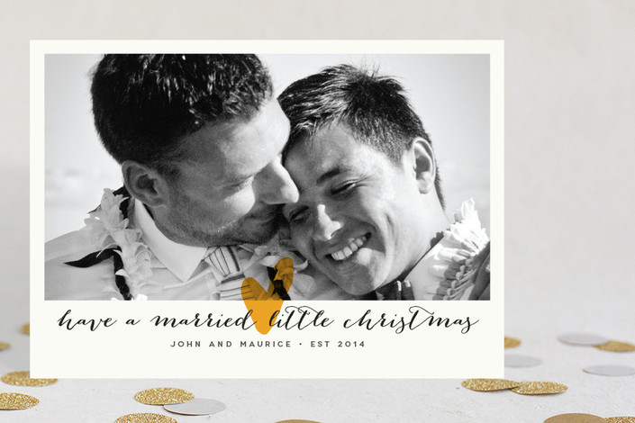 Make Everyone Jealous of your Holiday Cards with Minted + GIVEAWAY!