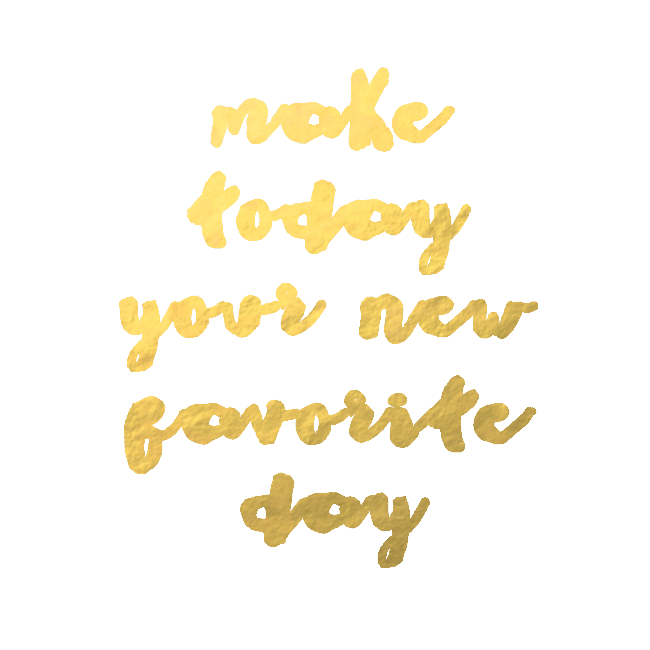 New Year, New Desktop Wallpaper: Make Today Your New Favorite Day