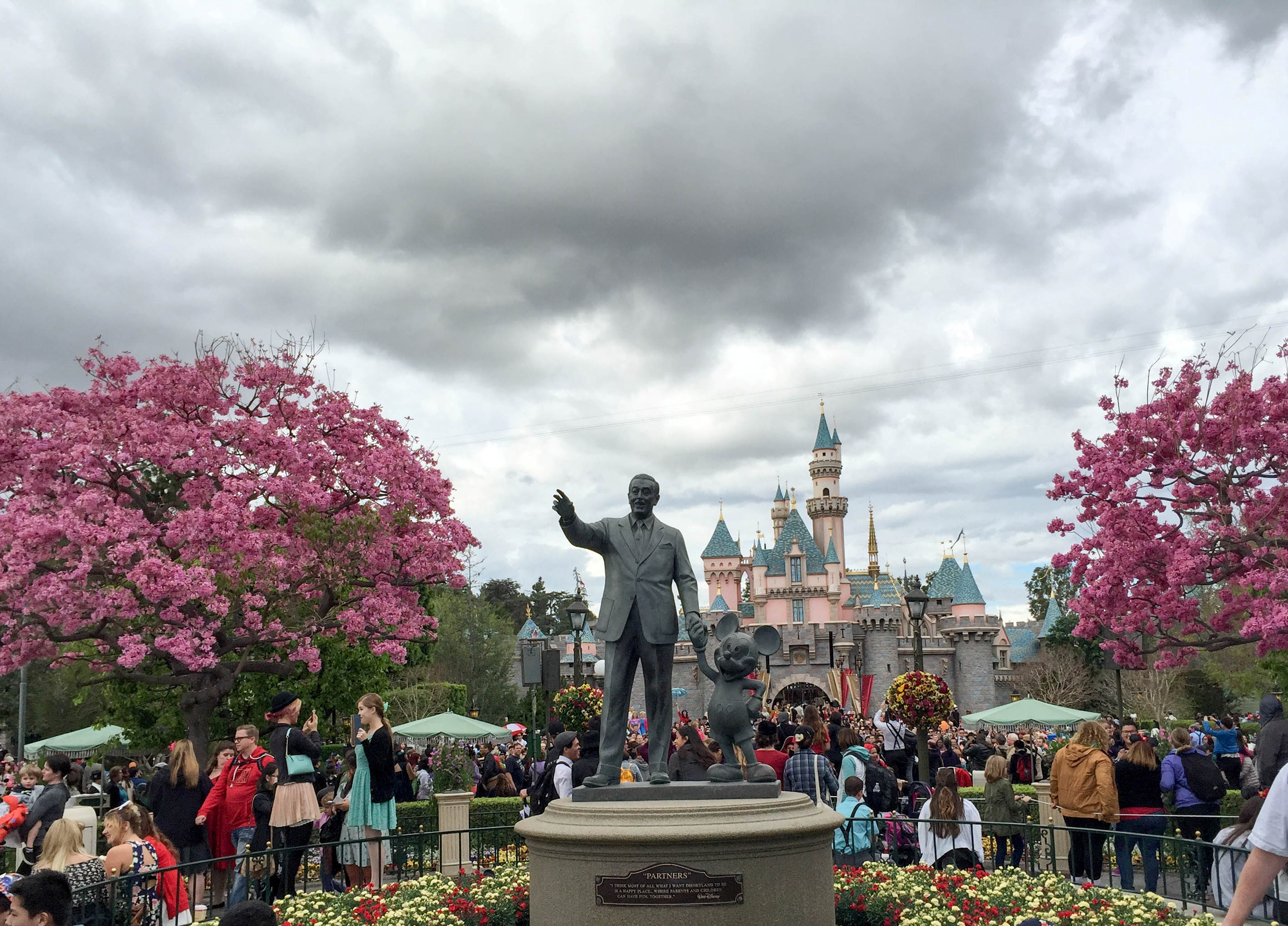 Dapper Day at Disneyland Recap - Spring 2015