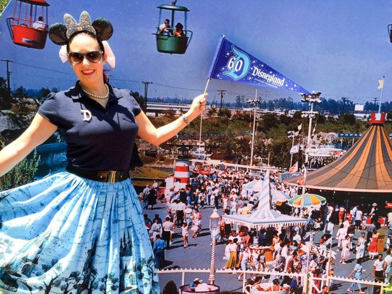 Celebrating 60 Magical Years at Disneyland!