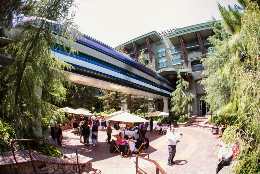Venue Spotlight: Brisa Courtyard