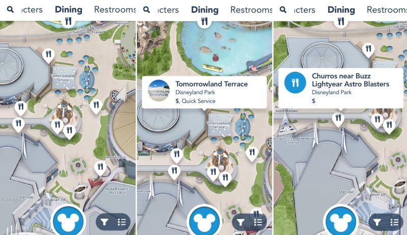 How to Navigate the Official Disneyland App
