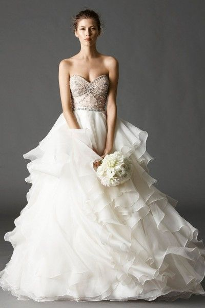 Wedding Gown Trends from LA Bridal Market