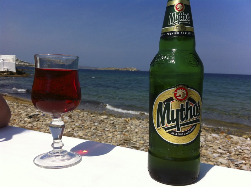 Revisiting Our Honeymoon - Mykonos, Greece