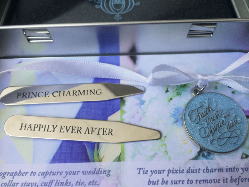 New Disney's Fairy Tale Wedding Gifts // Budget Fairy Tale
