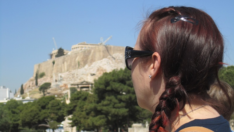 Honeymooning in Athens, Greece // Budget Fairy Tale