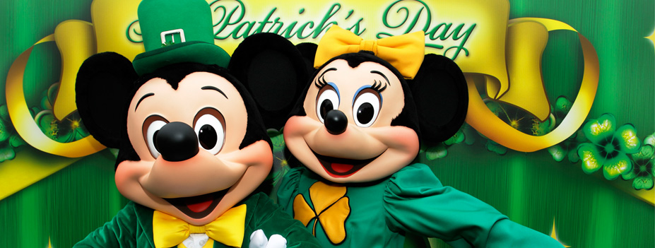 St. Patrick's Day at The Disneyland Resort // Budget Fairy Tale