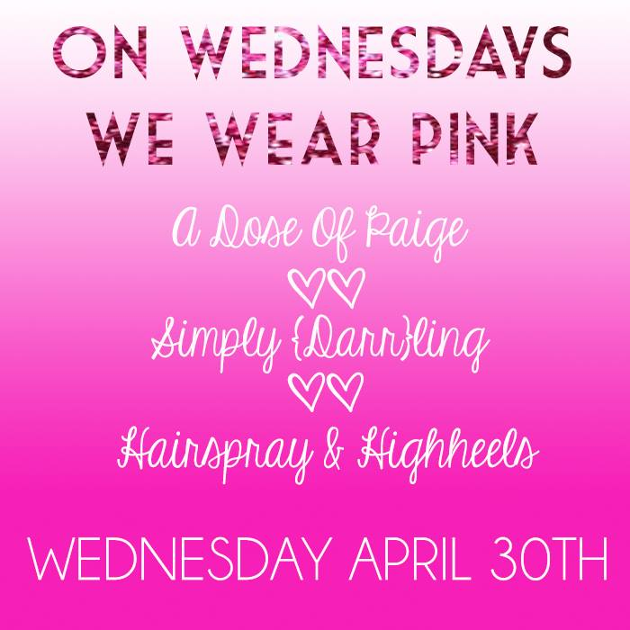 Mean Girls 10th Anniversary - On Wednesdays We Wear Pink // Budget Fairy Tale