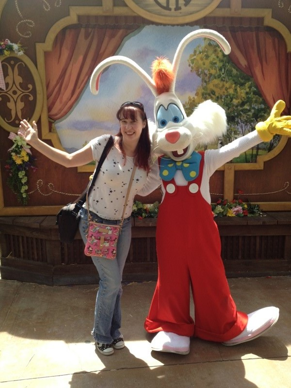 Easter at Disneyland // Budget Fairy Tale