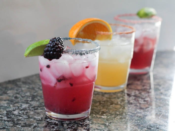 Tres Margaritas for Cinco de Mayo // Budget Fairy Tale