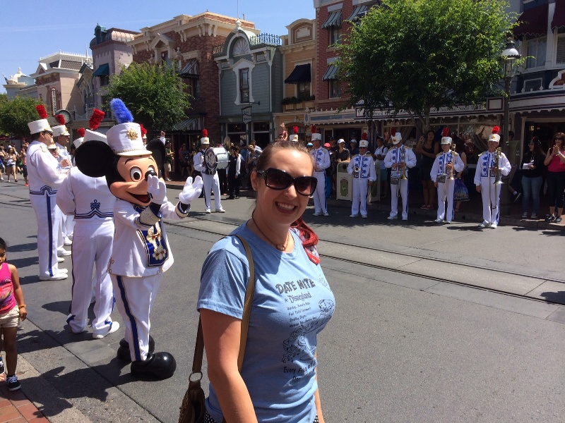 Second Anniversary Weekend at Disneyland Recap