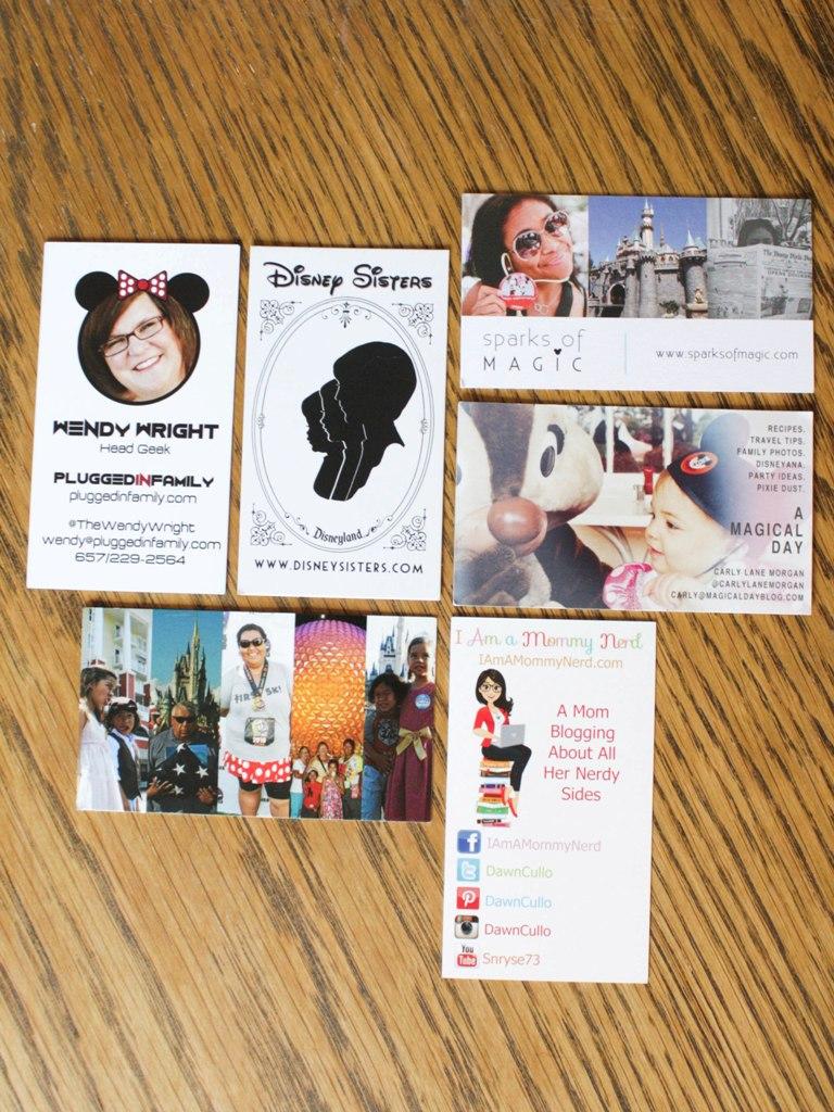 best-business-cards-disneysmmoms-disney