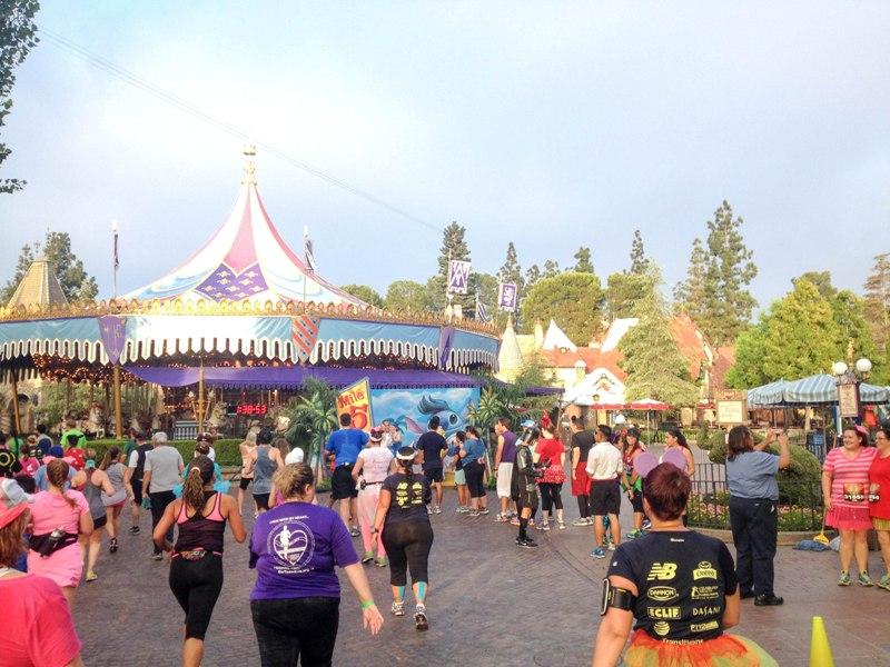 2014 Disneyland 10k Recap