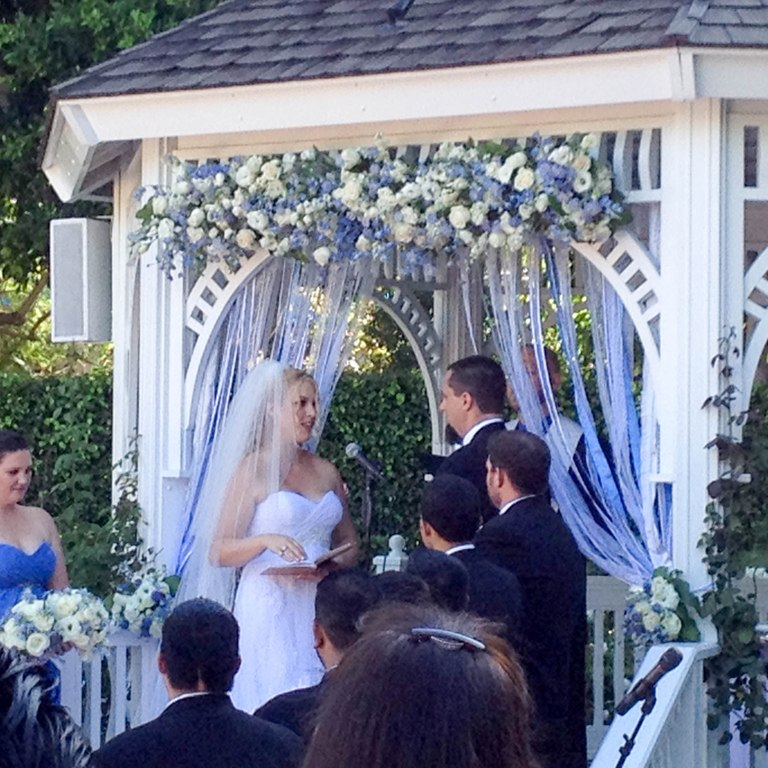 """A True """"Guest"""" Post - Mandy and Russell's Disneyland Wedding"""