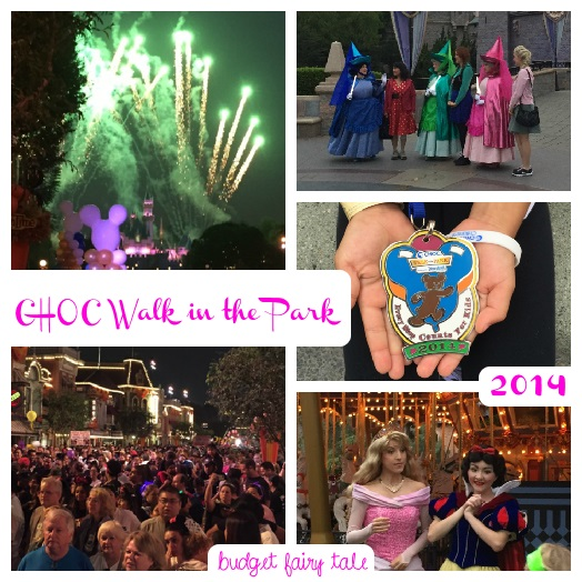 CHOC Walk in the Park 2014