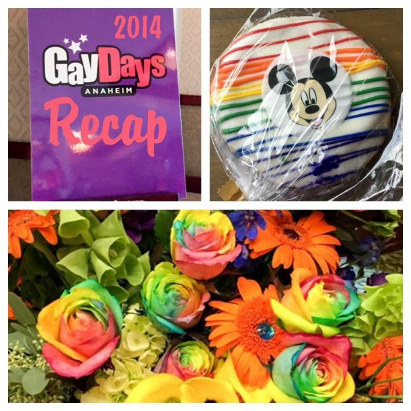Gay Days Anaheim 2014 Recap