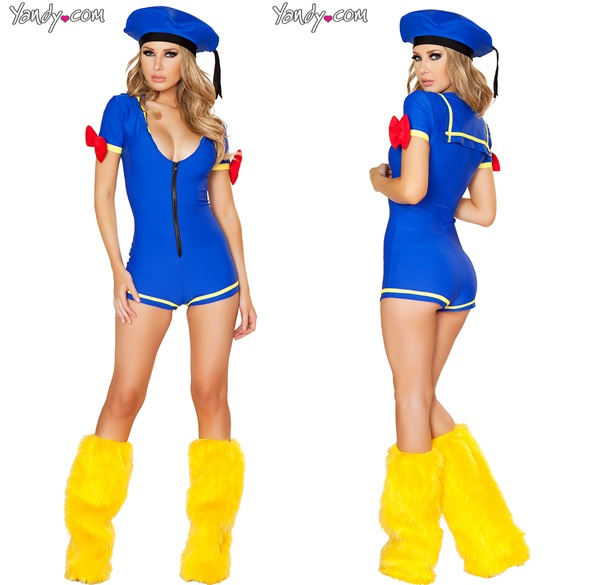 EVEN MORE Sexy Disney Halloween Costumes that Have Gone TOO FAR