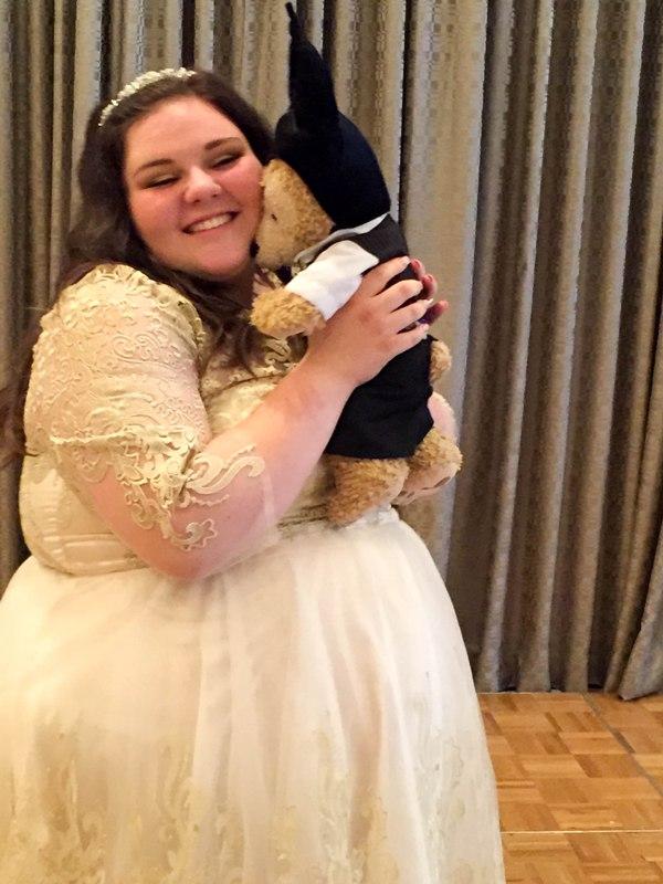 "A True ""Guest"" Post: Beth and Stephen's Disneyland Hotel Escape Wedding"