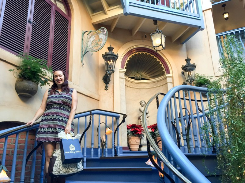 Inside the Renovated Club 33