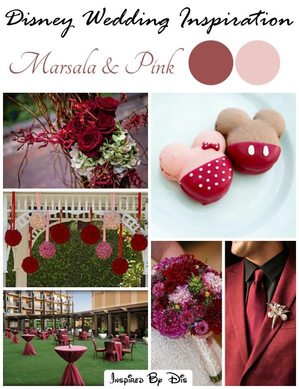 Marsala-pink-wedding-inspiration