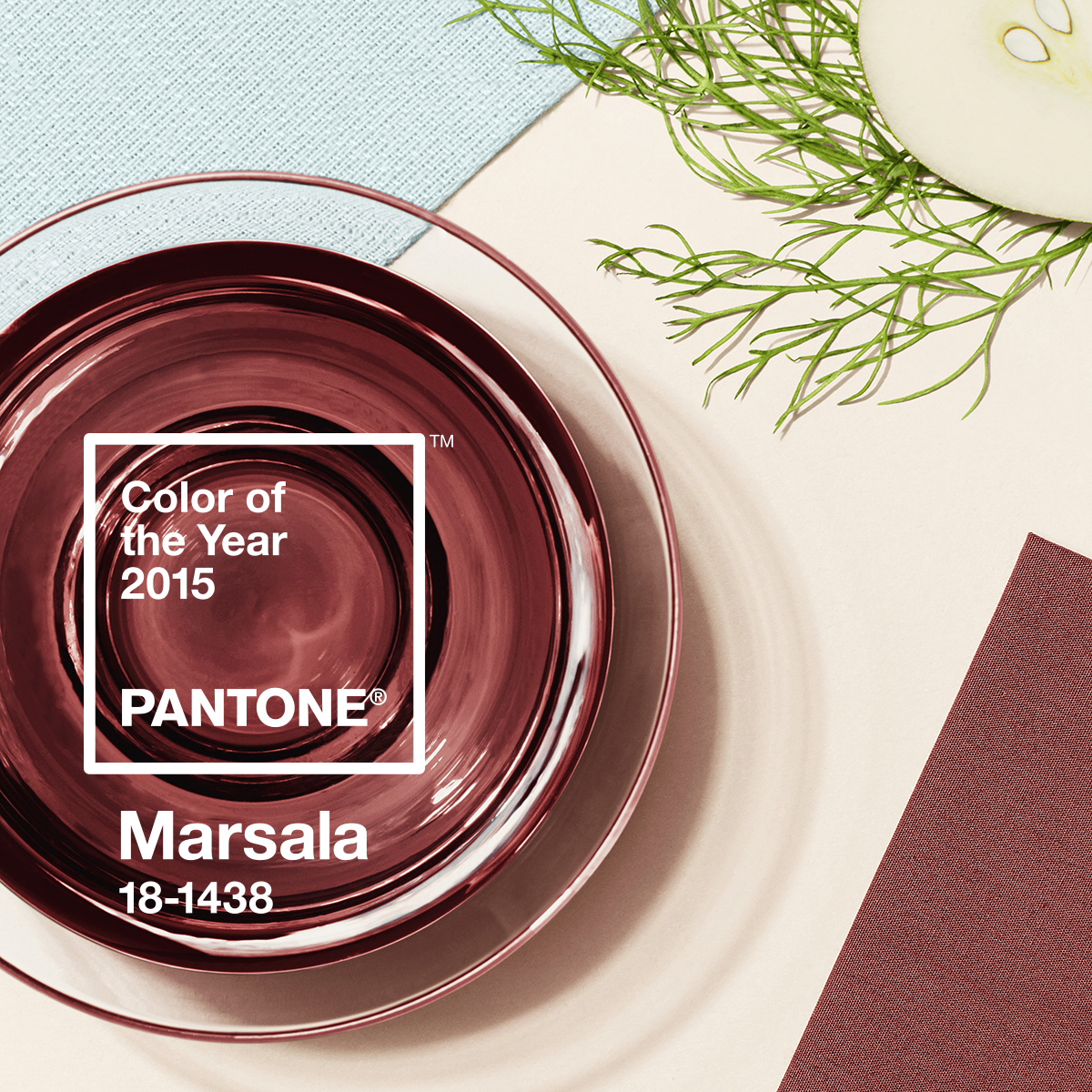 Marsala Inspiration Boards - Pantone's 2015 Color of the Year
