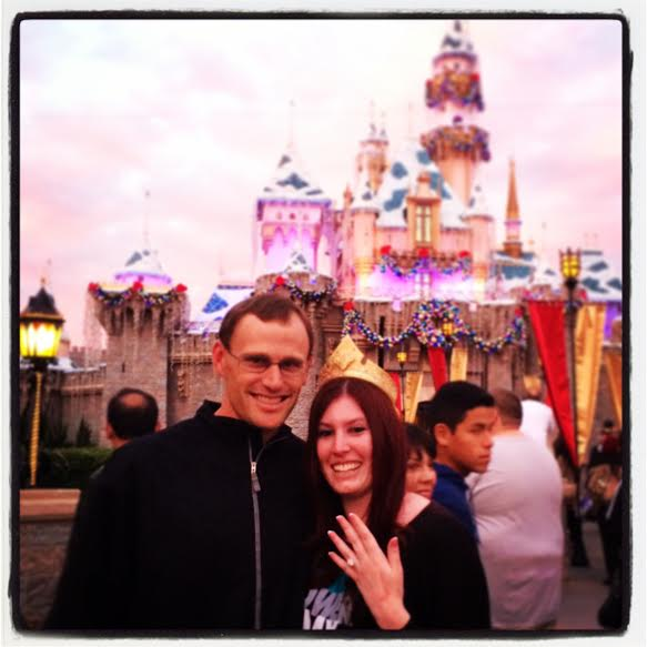 Romantic Disneyland Proposal Stories