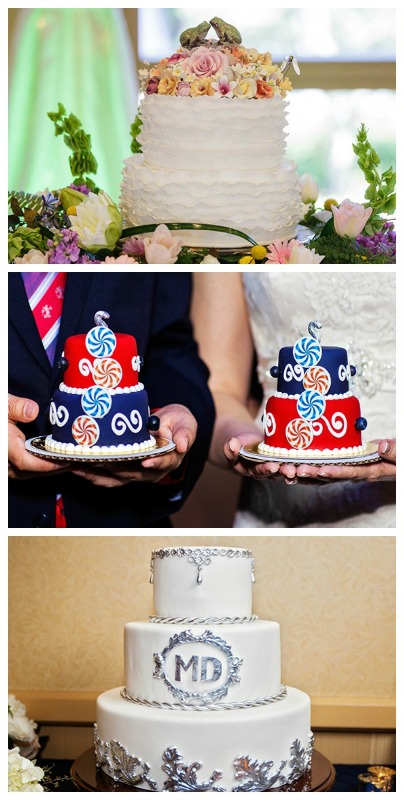 11 Disneyland Wedding Cakes I Want to Eat Right Now