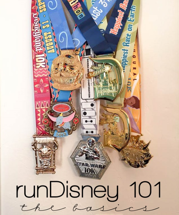 runDisney 101 - The Basics of Running Disney