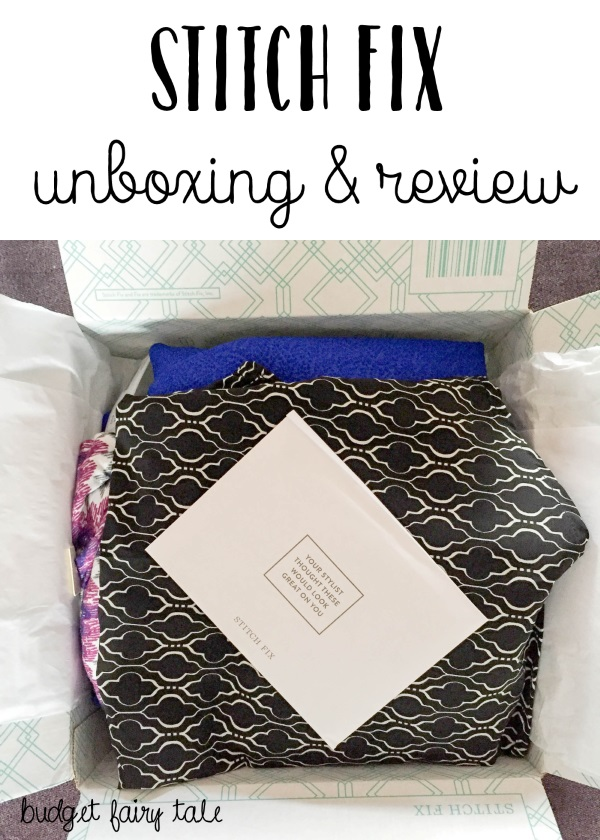Stitch Fix Review #5 - Spring & Summer Style