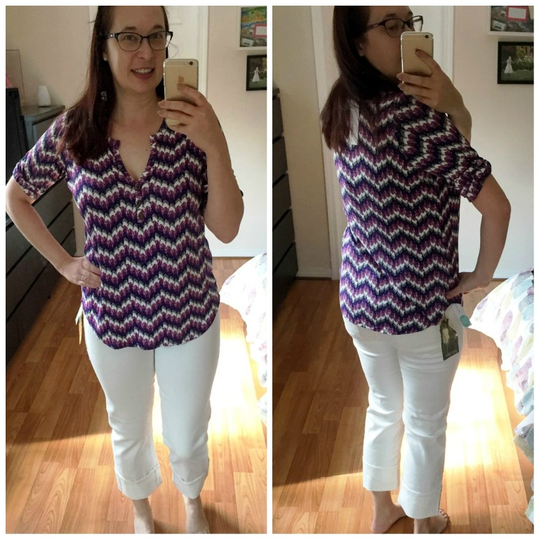 Stitch Fix #5 - Spring & Summer Style