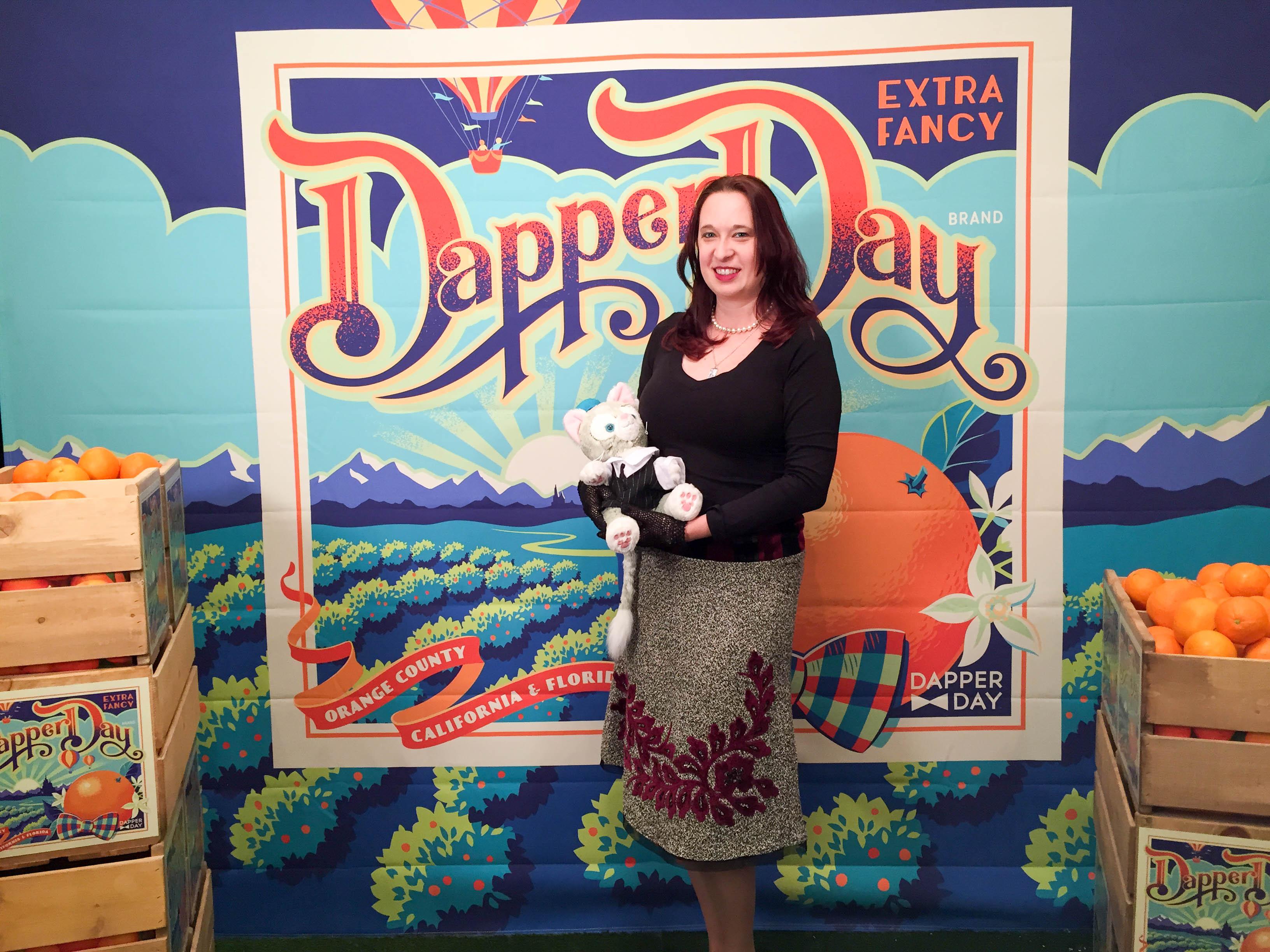 Dapper Day at Disneyland Recap - Spring 2015