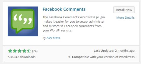 How to Add a Facebook Comment Option to Your Blog Posts