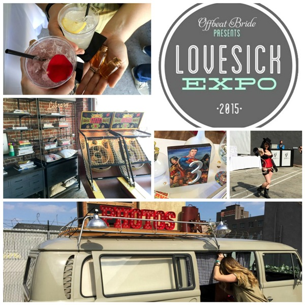 Lovesick: Not Your Traditional Wedding Expo