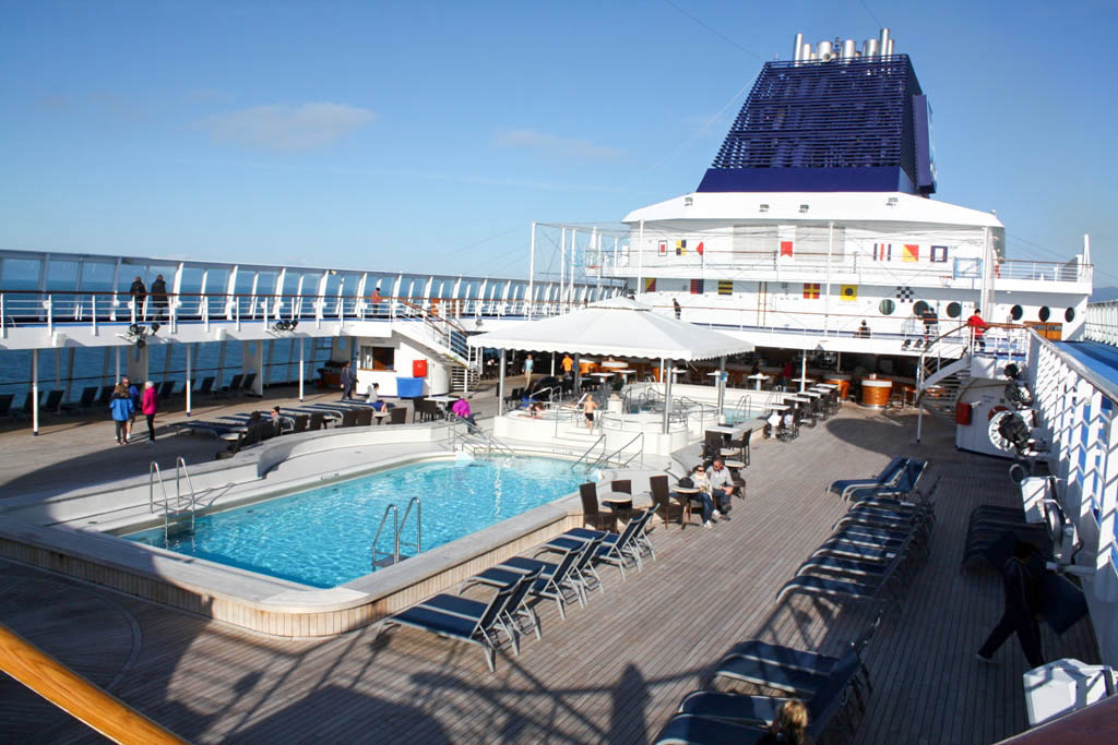 All Aboard the Norwegian Sun!
