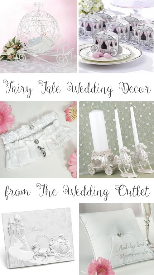 My Favorite Fairy Tale Items from The Wedding Outlet
