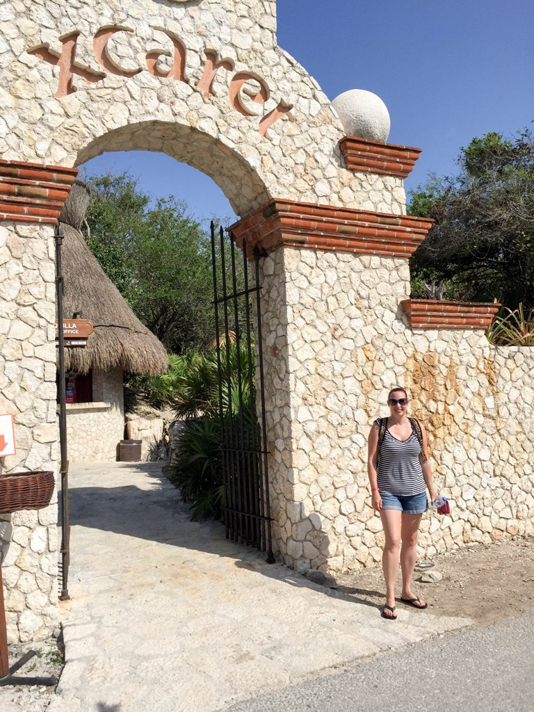 Nature and History Combine at Xcaret Park in Mexico