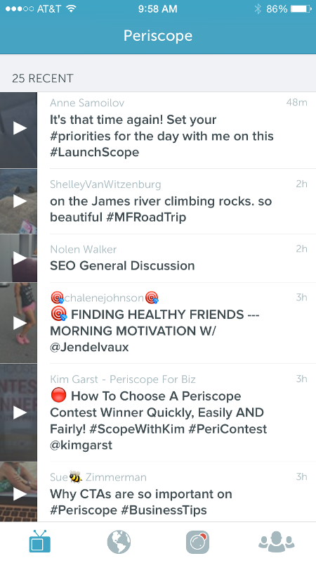 Periscope Basics: Everything You Need to Know to Get Started