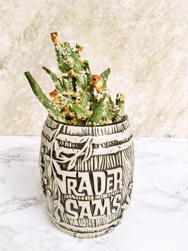 Trader Sam's Panko Long Beans Copycat Recipe