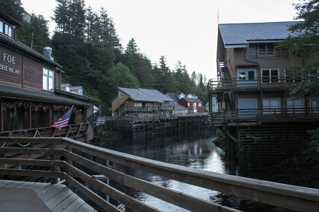 Alaska Cruise - Day 4 - Ketchikan