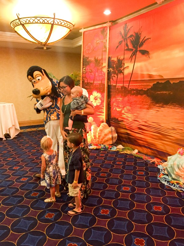 Aloha from the First Annual CHOC Ambassador's Luau