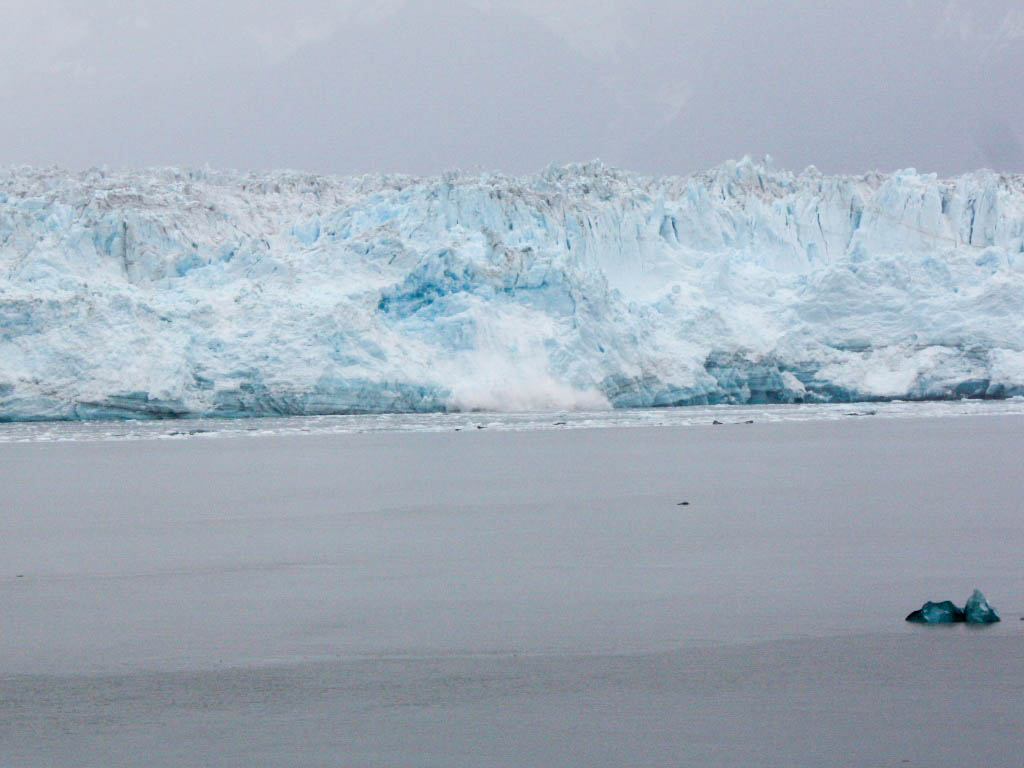 Alaska Cruise – Day 8 – Hubbard Glacier