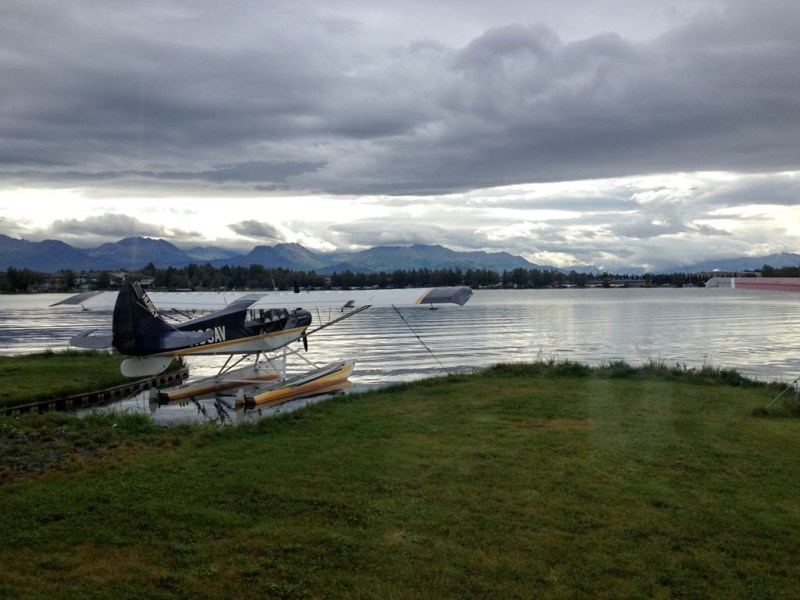 Alaska Cruise - Adventures in Anchorage