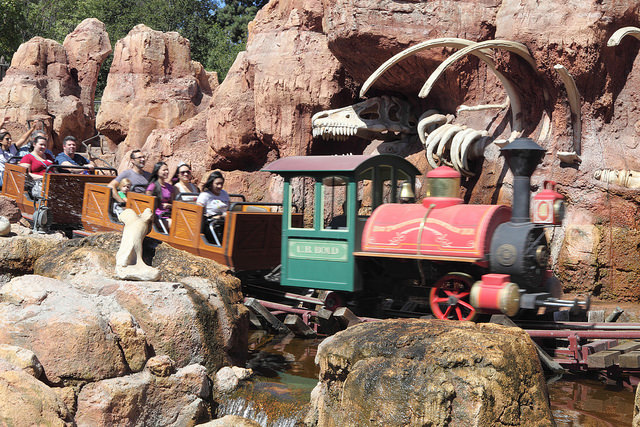 No, Big Thunder Mountain Railroad is Not Closing